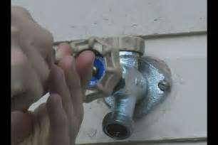 how to fix a faucet the essentials to fixing a leaky outdoor faucet apps directories