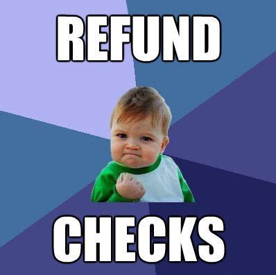 Financial Aid Meme - financial aid refund checks go out today for first time loan borrowers they ll be mailed oct 5