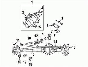 Dodge Ram 2500 Steering Parts Diagram