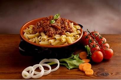 Pasta Italian Spaghetti Cuisine Meat Dish Vegetables