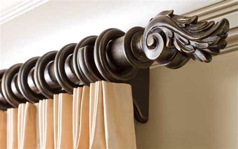 kirsch drapery rods creating custom drapery hardware by using kirsch curtain