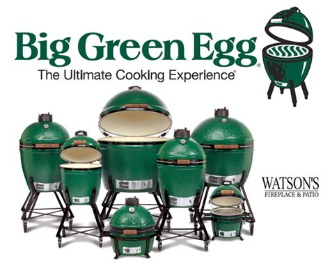 big green egg grills accessories at watson s fireplace