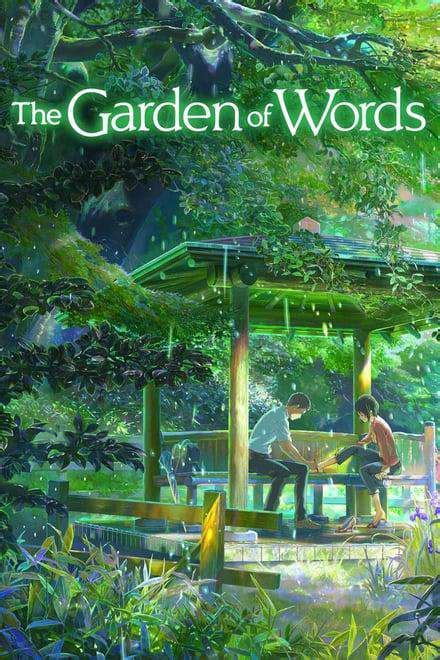 The Garden of Words: Where to Watch Full Movie Online ...