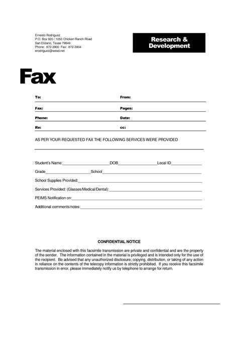 fax cover sheet for sending resume free fax cover letter