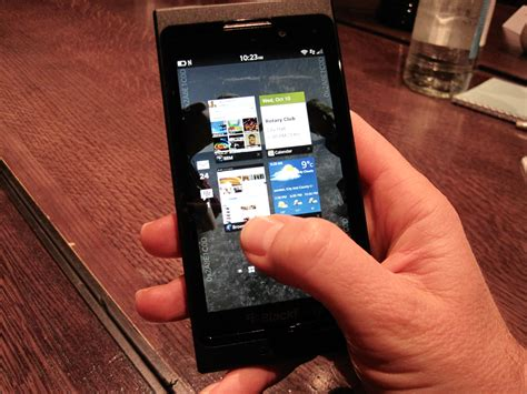 blackberry 10 demos key features of next mobile os ahead of q1 2013 release techcrunch