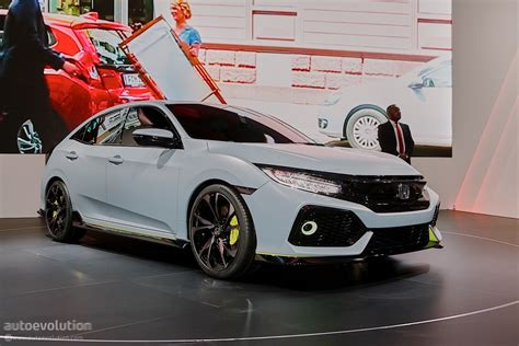 honda civic hatchback previewed  concept  geneva