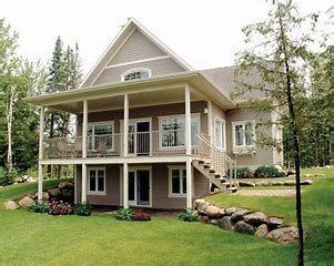 Image result for Full Basement On Ranch House Lake house