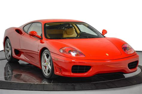 360 Modena For Sale by 2003 360 360 Modena For Sale