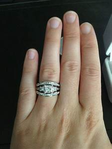 yes or no to soldering rings show me yours weddingbee With soldering wedding rings