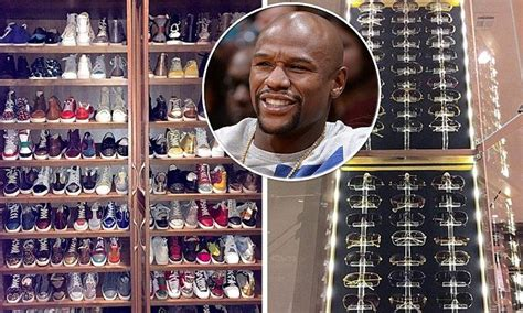 mayweather shoe collection floyd mayweather shows off his incredible range of