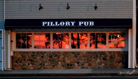 Meet Ben Parsons Of The Pillory Pub  Boston Voyager