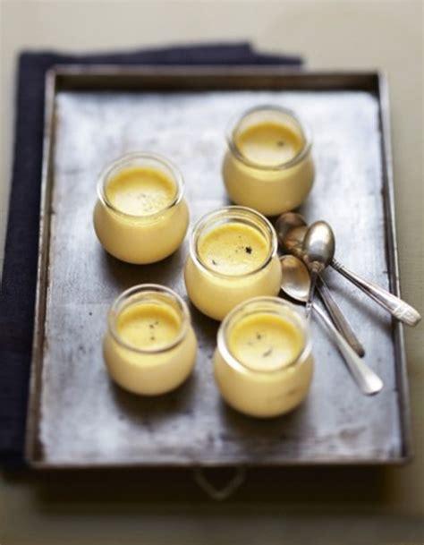 petits pots de cr 232 me 224 la vanille 50 desserts express 224 table