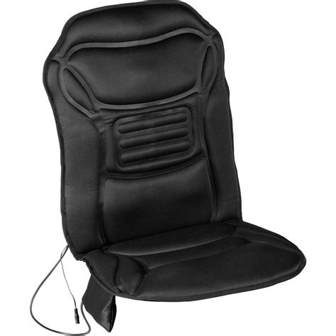 heated back chair cushion car seat home pad lumbar