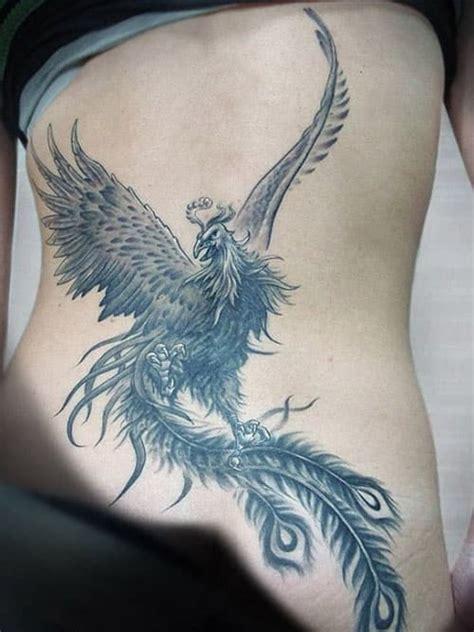 japanese phoenix tattoo  western phoenix tattoos