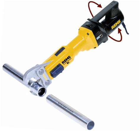 pex crimping tool rems power press se radial pressing tongs power press se