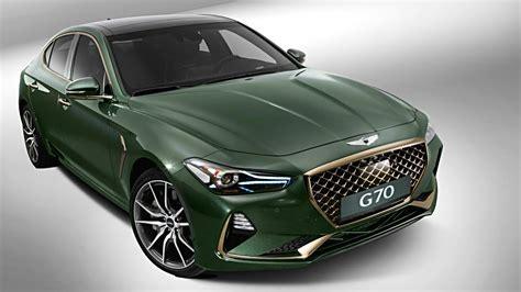 Hyundai Genesis News by New Hyundai Genesis G70 2018 Luxury Car