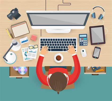poste de travail bureau ergonomie du poste de travail