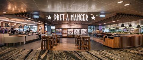 Pret A Manger At Changi Airport Terminal 3 Is Now Open ...