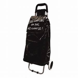 Chariot De Course Leclerc : chariot de courses mots noir ~ Dailycaller-alerts.com Idées de Décoration