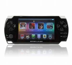 """Black 8GB 4.3"""" Ultra thin LCD Touch Screen New Game MP3 ..."""