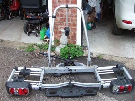Thule Euroclassic Pro 902 903 Bike Rack For Towbar Mounting In Grantham Lincolnshire Gumtree