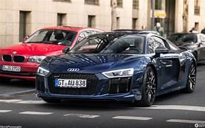 Audi R8 V10 Plus : audi r8 v10 plus 2015 4 february 2017 autogespot ~ Melissatoandfro.com Idées de Décoration