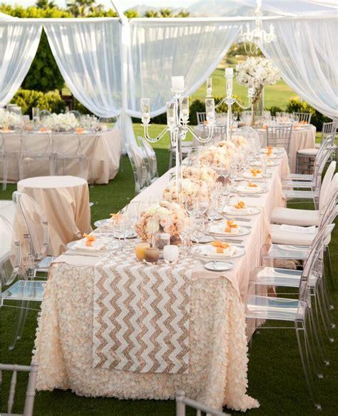 6 Rose Gold Metallic Wedding Ideas