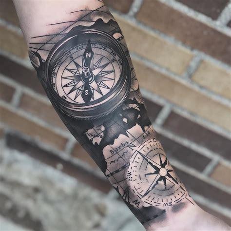compass tattoos   compass tattoo guide