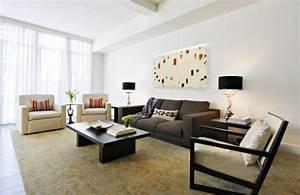 Schwarze Möbel Welche Wandfarbe : moderne schwarze lampen schirme in interior design mit stil ~ Bigdaddyawards.com Haus und Dekorationen