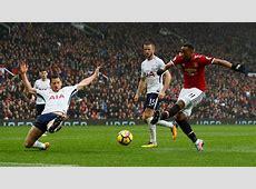 Man U Vs Tottenham