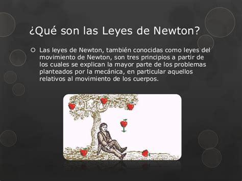 las leyes de newton ppt no borrar
