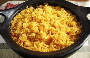 yellow rice recipes