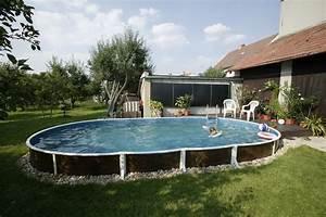 Echelle De Piscine Pas Cher : hors sol acier aquastar piscines ~ Melissatoandfro.com Idées de Décoration
