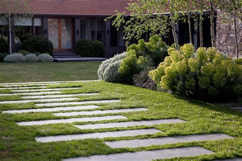 garden stepping design and ideas