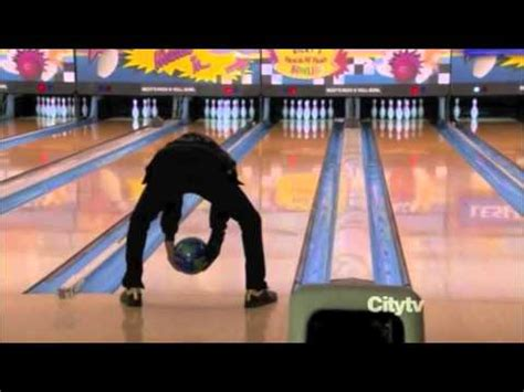 bowling  tom haverford youtube