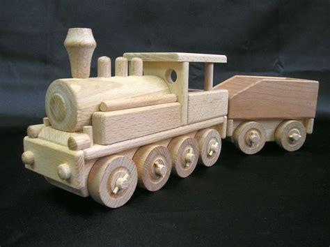 wooden train kits images  pinterest