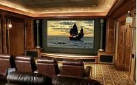 home theater design ideas Home Theater Designs: Bring Extravagance to Your Home With ...