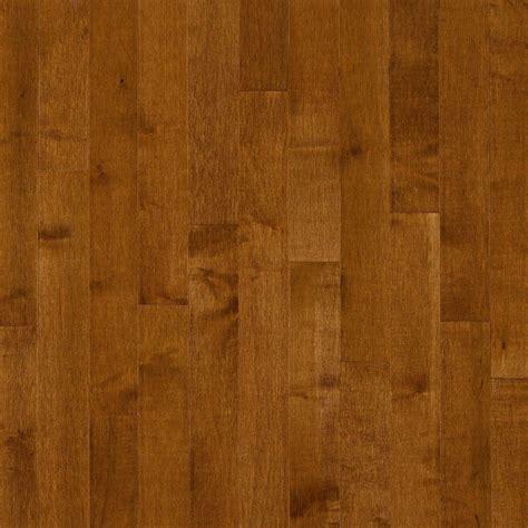 bruce maple gunstock 3 4 in thick x 2 1 4 in wide x random length solid hardwood flooring 20