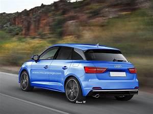 Nouvelle Audi A1 : un graphiste imagine la future citadine audi a1 ~ Melissatoandfro.com Idées de Décoration