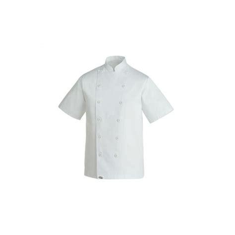 veste de cuisine pas chere blanche pour homme
