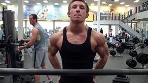 18 Year Old Bodybuilder Huge Growth