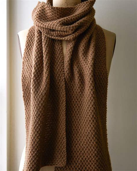 douce cuisine tricoter une écharpe 13 modèles qui nous font craquer