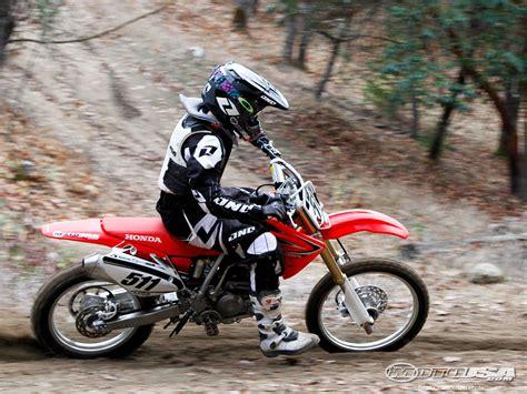 honda crfrb project bike  motorcycle usa