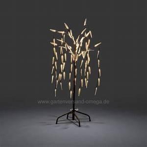 Weihnachtsbeleuchtung Außen Baum : led trauerweide 100cm led baum leuchtbaum beleuchteter baum led lichterbaum baum ~ Orissabook.com Haus und Dekorationen