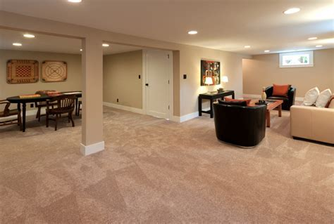 Finished Basement   Photo by barefoot studios   Sean