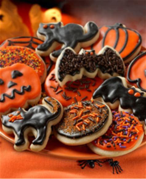 Wal Mart Patio Furniture by Food Celebrations Halloween Cutout Cookies Walmart Com