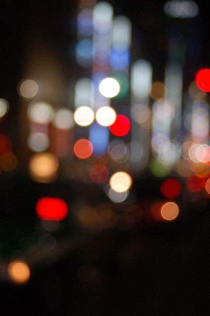tokyo bokeh bokeh street lights  tokyo