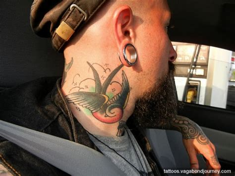 social implications  neck tattoos