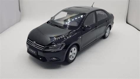 18 Diecast Model For Volkswagen Vw Jetta 2102 Black