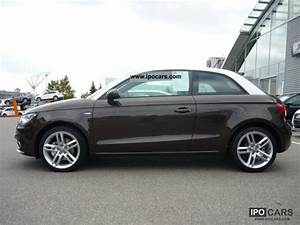 Audi A1 Tfsi 122 : 2011 audi a1 3 door 1 4 tfsi s line 90 122 kw ps 6 gan car photo and specs ~ Gottalentnigeria.com Avis de Voitures